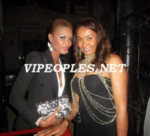Delphine Bathily Diop de la Villa Kristal en compagnie de Ndeye Ndack Touré