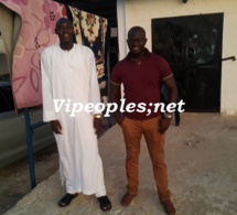 "Abdou Faye allias Birame Codou de la série ""Bour Guéweul"" chez Baye Ndiaye"