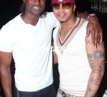 El Hadji Diouf et son ami Alassane Ndour