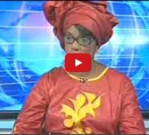La bourde de la présentatrice de RTS1 Regardez...