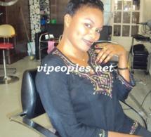 Betty Mboup de walf TV en mode naturelle