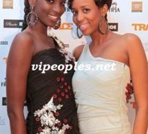 Liisa et Amina Sow une belle complicité