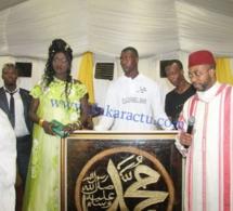 Les images du baptême de Oumou Provoc'… Regardez