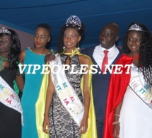 Miss Sénégal en Italie, Oumy Ndiaye hérite la couronne de Desire Diaw.