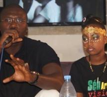 Tapha le cofondateur de la marmite du cœur et Djidiak le manager de Viviane, se lancent dans la production musicale avec « Sen Art Vision »