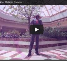 """Nouveau clip de Alioune Mbaye Nder: """"Maladie d'amour"""""""