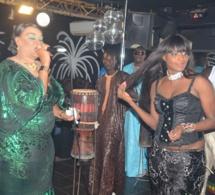 Soirée sénégalaise au Casino: Ndeye Guéye démontre sa force