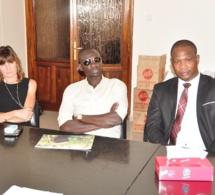 Pape Diouf nommé ambassadeur pour la lutte contre l'Ebola par l' ONG AFRICARE