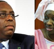 En visite chez Macky, Mimi Touré réaffirme sa fidélité et sa loyauté au Président