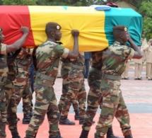 Le Sénégal a rendu hommage au sergent Birane Wane, mort à Kidal
