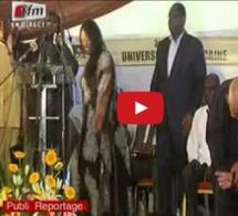Vidéo: Une chanson pour Macky Sall, et Moustapha Cissé Lô récidive en distribuant de l'argent sur scène. Regardez