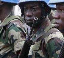 Un casque bleu sénégalais mort en Cote d'Ivoire