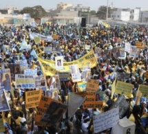 Le PDS déterminé à organiser son meeting du 22 novembre :  » Ni armes, ni menaces, ni interdiction ne pourront nous faire reculer »