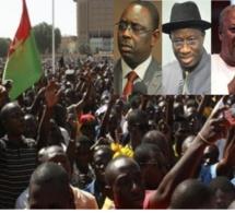 Crise au Burkina: Macky Sall, Goodluck Jonathan et John Dramani Mahama attendus à Ouagadougou ce mercredi