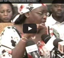 Vidéo: Marième Faye Sall crache ses vérités et répond à ses détracteurs !