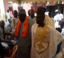 Images du baptéme de Seydina Mouhamed Diouf fils du chanteur Pape Diouf. Regardez