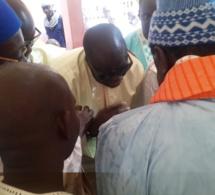 """Daouda Mbow fait son """"ziar"""" à Mame Cheikh Anta Mbacké"""