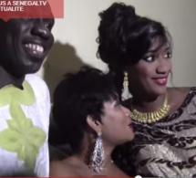 Vidéo  du baptême de Seydina Mouhamed, le fils de Pape Diouf et Bébé Basse