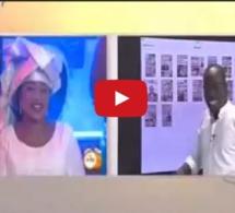 Vidéo : Ndèye Fatou Ndiaye rectifie la grosse bourde qu'elle avait commise dans Yeewuleen. Regardez