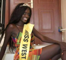 Miss West Africa 2014 : La candidate du Sénégal tire le diable par la queue