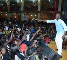 """2nd day du """"Rakadiou show"""" de la Gambie: Pape Diouf réussit le pari de la mobilisation encore au Pencha Mi de Banjul"""