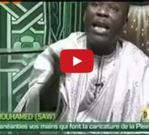 Vidéo- Attentat contre Charlie Hebdo: Iran Ndao félicite les frères Kouachi