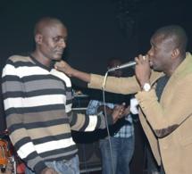 Quand Pape Diouf invite Ablaye Mbaye sur scène