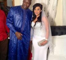 Mohamed Ndao Tyson au mariage de Diodio Gaye