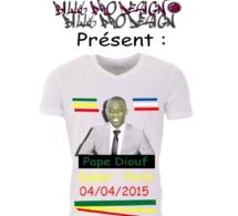 Une date historique: Pape Diouf exporte l'indépendance du Sénégal au Docks de Pullmans de Paris le 04 Avril