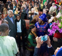 Hommage à Abdou Diouf à Paris: Pape et Cheikh invités par les employés de la Francophonie