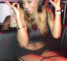 Tina Diouf affolante dans sa tenue sexy