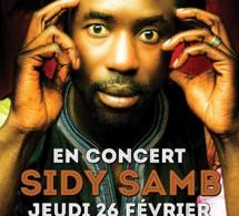 """Aprés la sortie du double album """"Sunu et Adayi"""" Sidy Samb en tournéeà partir du 06 février à Kaolack."""
