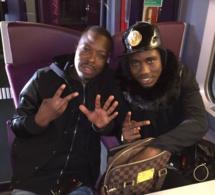 Waly Seck à Paris en compagnie de son homme de confiance Omar Kanté pour les derniers réglages du 07 mars