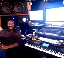 Neega Mass Extrait démo Studio, Enregistrement Album 2015