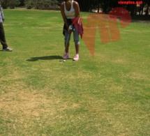 Mme Diouf Valerie Bishop une joueuse de golf
