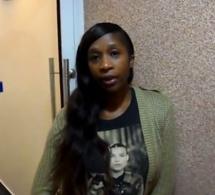 Publi-reportage: Amsatou Diombana, la chargé de com de la journée de la femme avec Waly Seck le 07 mars