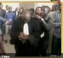 Vidéo: Me El hadj Diouf insulte une partisane de Karim Wade. Regardez