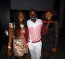 Boubacar Diallo retrouve ses deux poulains de millénium star Henriette et Aissatou à Paris