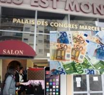 Les voleurs de portables et des pochettes ont réussit leur forfait au concert du 07 mars au Palais des Congrés de Montreuil.