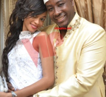 Exclusivité: Les images du mariage de Abdou Thierry Camara dit Titi et de Fatima Diagne. Regardez