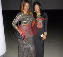 La styliste Sénégalaise d'Allmengne Bb Galsen en compagnie de sa sœur.