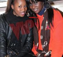 Quand deux ex miss, Mame Diarra et Fatim Tacko se retrouvent à Paris