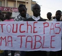 Audience : Me Wade a reçu les marchands ambulants qui annoncent un sit devant l'ambassade de France