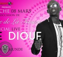"""Derniére soirée avant le grand """"Bégué"""", Pape Diouf & la génération consciente vous donne rendez-vous au Baramundi ce dimanche."""
