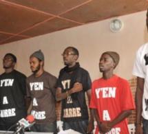 Malal Talla, Aliou Sané et Fadel Barro arrêtés à Kinshasa