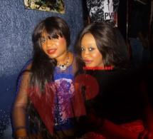 Awa Yaffa au meilleure de sa forme à Paris en compagnie de Michelle Diallo