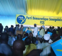 Intimidation, pression policière, embastillement: L'Etat terrorise le PDS