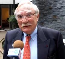 Après sa sortie contre les Wade : Jean Félix Paganon à la Résidence de Serigne Sidy Moctar Mbacké