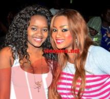 Deux belles complices du petit écran, Fama Thioune Seck et Adja Astou Cissé Doumbia.