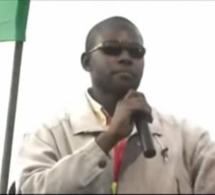Vidéo exclusive: Le discours patriotique du soldat Mamadou Diop
